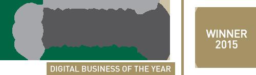 National Business Awards 2015 Winner Logo